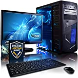 Vibox VBX-PC-1528 - Ordenador de sobremesa (AMD A Series Dual Core A4, 8 GB de RAM, 1 TB, Radeon HD8370D), color negro