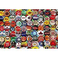Comparador de precios 1000 piece jigsaw puzzle vintage Art beer cap (49x72cm) - precios baratos