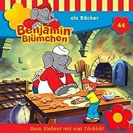 Folge 44 - Benjamin Blümchen Als Bäcker