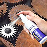 Gmorosa Rust Converter Spray Metal Surface Chrome Paint Car Maintenance Iron Powder Cleaning Rust Remover