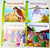 #6: NAVNEET PANCHATANTRA MORAL TALES (SET OF 4 VOL)
