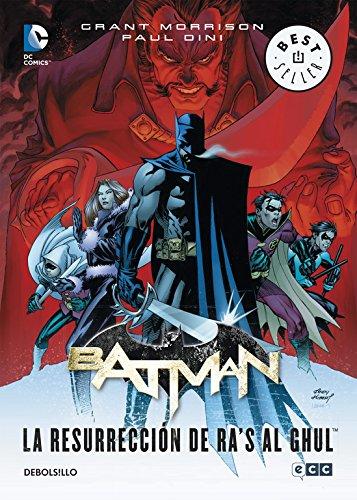 Batman: La resurrección de Ra's Al Ghul (BESTSELLER-COMIC)
