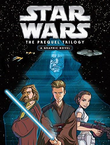 Star Wars: Prequel Trilogy Graphic Novel por Alessandro Ferrari