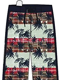 PUMA Short de bain pour homme Fun Long Board Multicolore