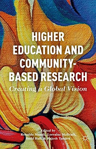 Higher Education and Community-Based Research
