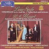 Konzert für Flöte, Harfe und Orchester