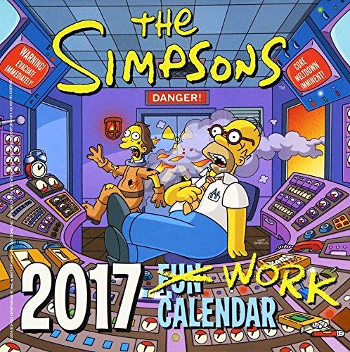 the-simpsons-2017-calendar