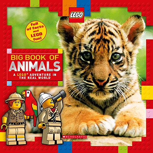 Big Book of Animals (LEGO Nonfiction) (English Edition)