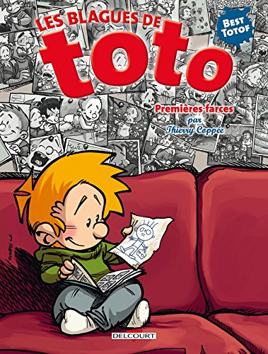 Blagues de Toto HS - Premières farces par Lorien