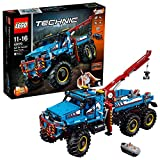 LEGO 42070 6x6 All Terrain Tow Truck Toy