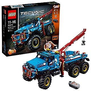 LEGO Technic 42070 - Allrad Abschleppwagen (B06WVBM7K2) | Amazon Products