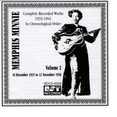 New Orleans Stop Time (Memphis Minnie Bumble Bee)