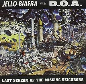 Last Scream Of The Missing Neighbor