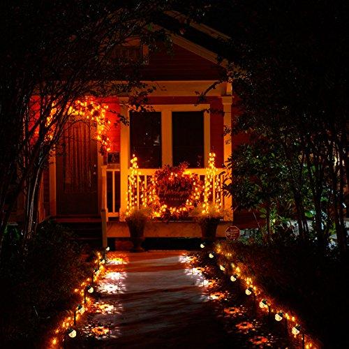 actopp led solarleuchte gartenleuchte lichterkette kugelleuchte mit usb betrieb beleuchtung f r. Black Bedroom Furniture Sets. Home Design Ideas