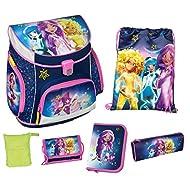 Undercover Set de sacs scolaires, lilas (turquoise) - 10112735
