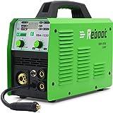 Reboot soudage MIG 150A IGBT 230V gaz et sans gaz MIG/ARC/Lift TIG/Spool torch 5 en 1 1KG flux core fil solide MIG inverter s
