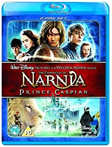 The Chronicles of Narnia: Prince Caspian [Blu-ray]