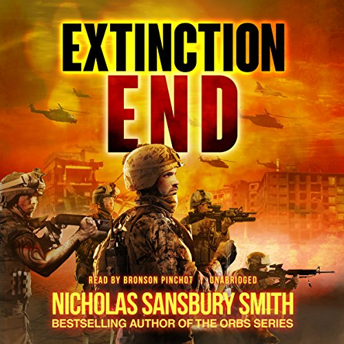Extinction End: The Extinction Cycle, Book 5