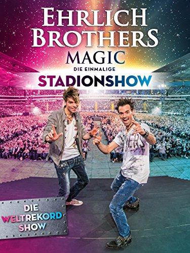 Ehrlich Brothers: Magic - Die einmalige Stadion-Show - Ps über Weiß