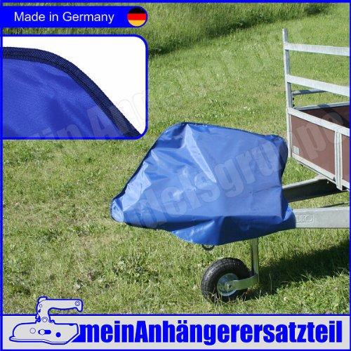 Preisvergleich Produktbild Hindermann Campingartikel Deichselhaube Nylonhaube Größe 14 Blau, 86 689