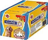 Pedigree Hundesnacks Zahnpflegesnacks für große Hunde Dentaflex Multipack, 9er Pack (9 x 120 g)