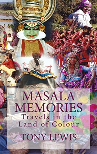 Masala Memories: Travels in the Land of Colour book cover