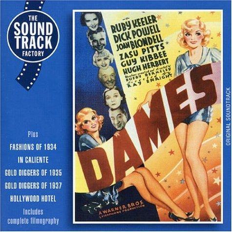 Dames/Gold Diggers of (H.Warren) Damen Gold Digger