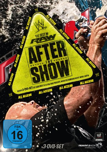 WWE - Best of Raw: After the Show [3 DVDs] (Stone Cold Dvd)