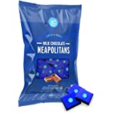 Marca Amazon - Happy Belly Neapolitains Chocolate con leche 900g
