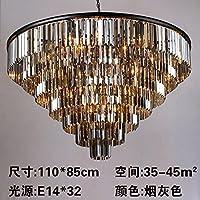 SJUN—American Vintage Lampada Led Europeo Camera Da Letto Soggiorno Illuminazione