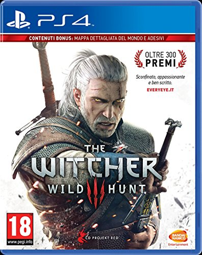 The Witcher III: The Wild Hunt - PlayStation 4