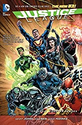Justice League Volume 5: Forever Heroes TP (The New 52) (Jla (Justice League of America))
