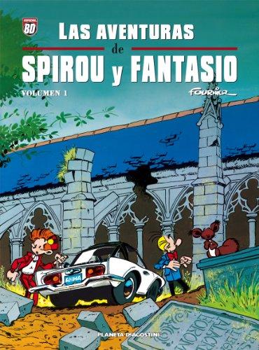 Las aventuras de Spirou y Fantasio de Fournier nº 02 par Jean-Claude Fournier