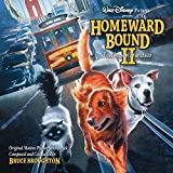 Homeward Bound II: Lost In San Francisco (Expanded Original Soundtrack) by Bruce Broughton (2016-08-03)