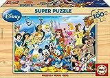 "Educa Borras 12002 ""The Wonderful World of Disney"" Puzzle (100-Piece)"