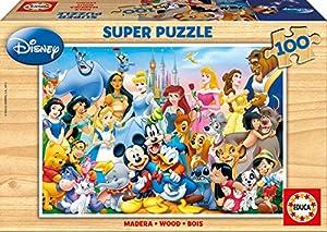Educa Borrás- Princesas Disney Puzzle (12002)