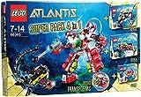 LEGO 66365 Atlantis Superpack 4in1 - LEGO