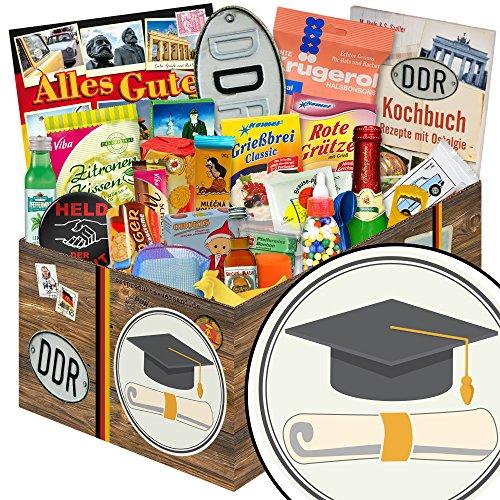 Zur Promotion   24er Allerlei   Geschenk Set   Zur Promotion   DDR Paket   Promotion Geschenk Doktor   INKL DDR Kochbuch