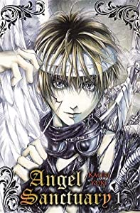 Angel Sanctuary Nouvelle édition Tome 1