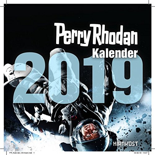 Perry Rhodan Kalender 2019