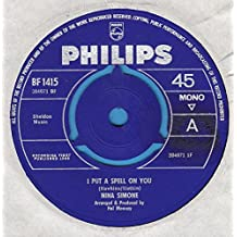 i put a spell on you 45 rpm single