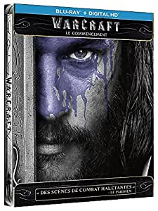 Warcraft : le commencement [Blu-ray + Copie digitale - Édition boîtier SteelBook] [Blu-ray + Copie digitale - Édition boîtier SteelBook]