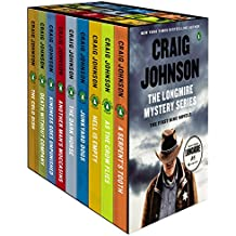 The Longmire Mystery Series Boxed Set Volumes 1-9 (Longmire Mysteries)