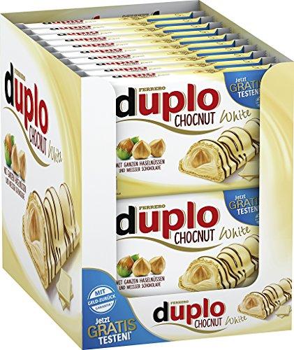 Preisvergleich Produktbild Duplo Chocnut White Limited Edition,  20er Pack (20 x 130g)