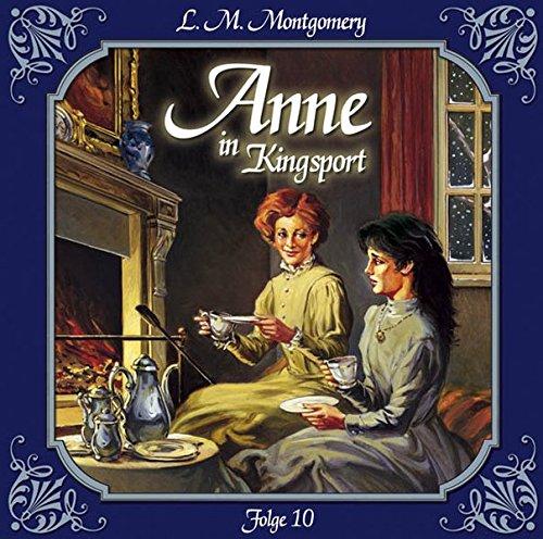 Anne in Kingsport, Folge 10: Erste Erfolge Als Schriftsteller