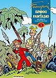 Spirou et Fantasio, l'intégrale tome 1 - Les débuts d'un dessinateur