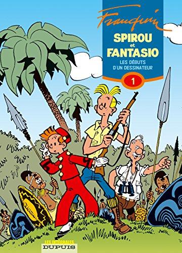 Spirou et Fantasio, l'intégrale tom...
