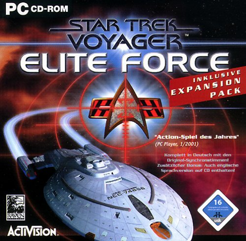 Star Trek Voyager - Elite Force Gold Edition -
