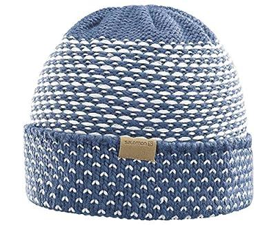 Salomon Damen Mütze Laura Beanie, Größe OSFA von Salomon bei Outdoor Shop