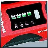 Einhell Batterie Ladegerät CC-BC 2 M (für Batterien von 3 bis 60 Ah, Ladespannung 6 V / 12 V, Winterlademodus, LED-Batteriespannungs- und Ladefortschrittsanzeige) für Einhell Batterie Ladegerät CC-BC 2 M (für Batterien von 3 bis 60 Ah, Ladespannung 6 V / 12 V, Winterlademodus, LED-Batteriespannungs- und Ladefortschrittsanzeige)